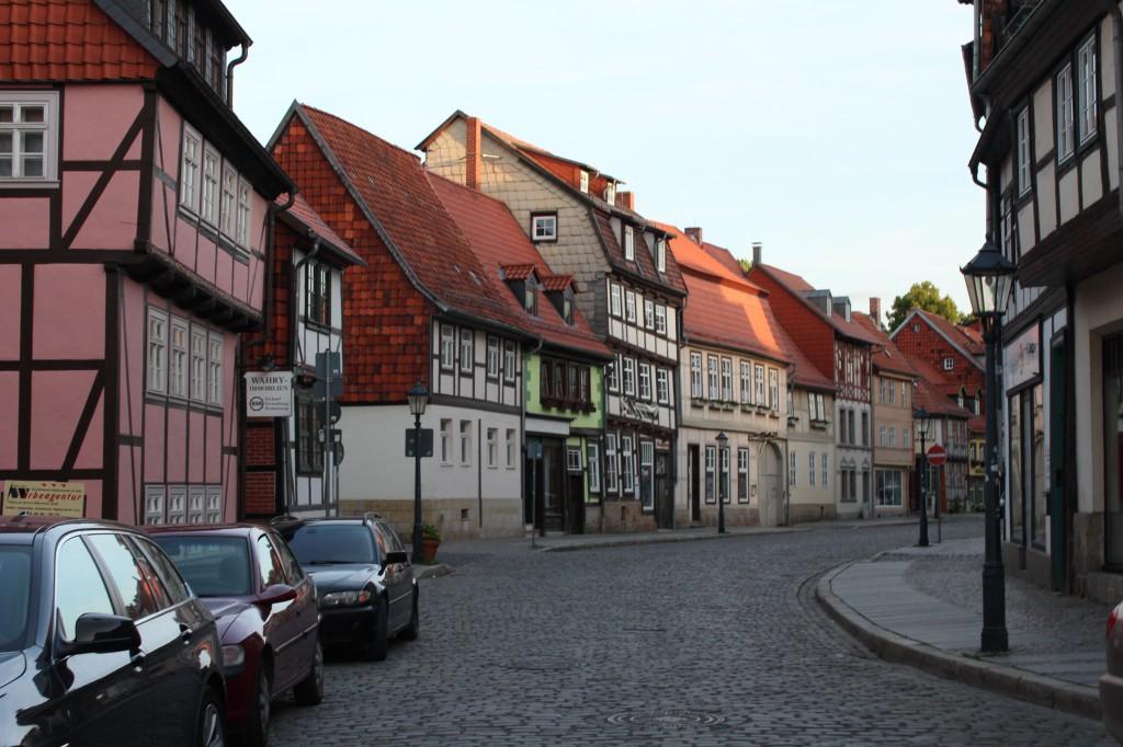 кведлинбург германия