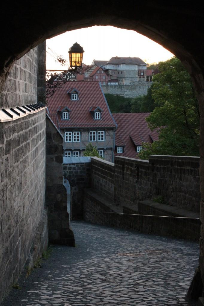 кведлинбург германия достопримечательности