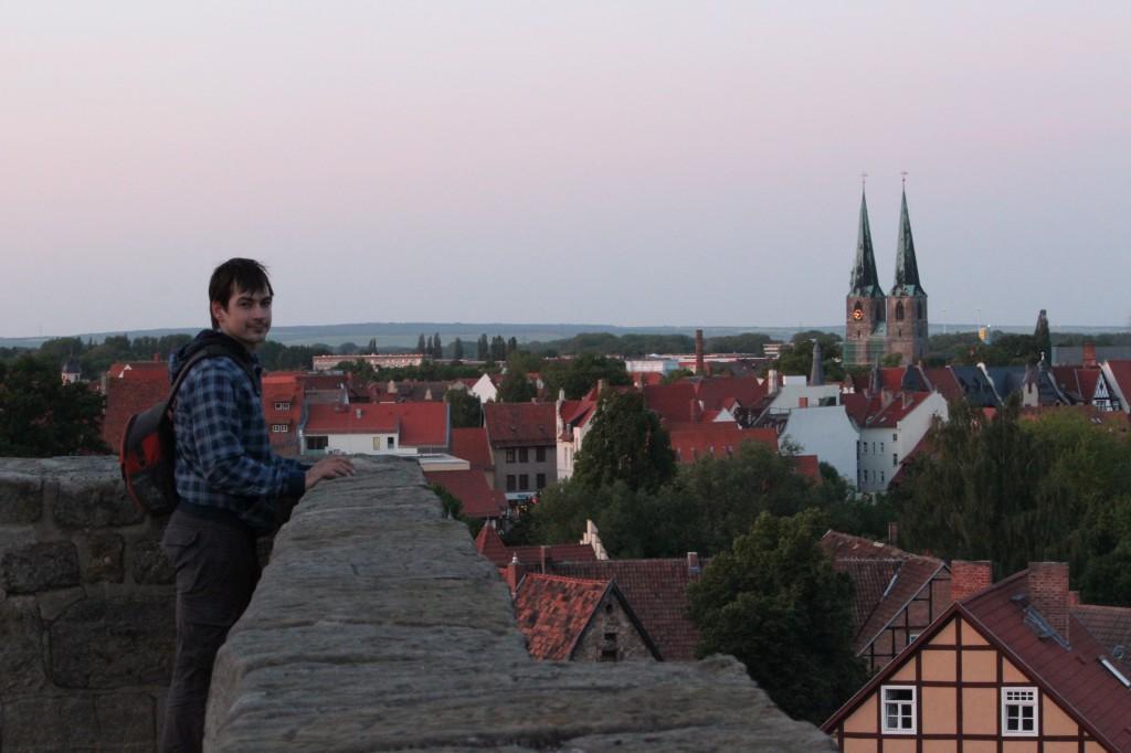город кведлинбург германия достопримечательности