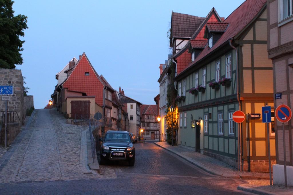 кведлинбург германия фото