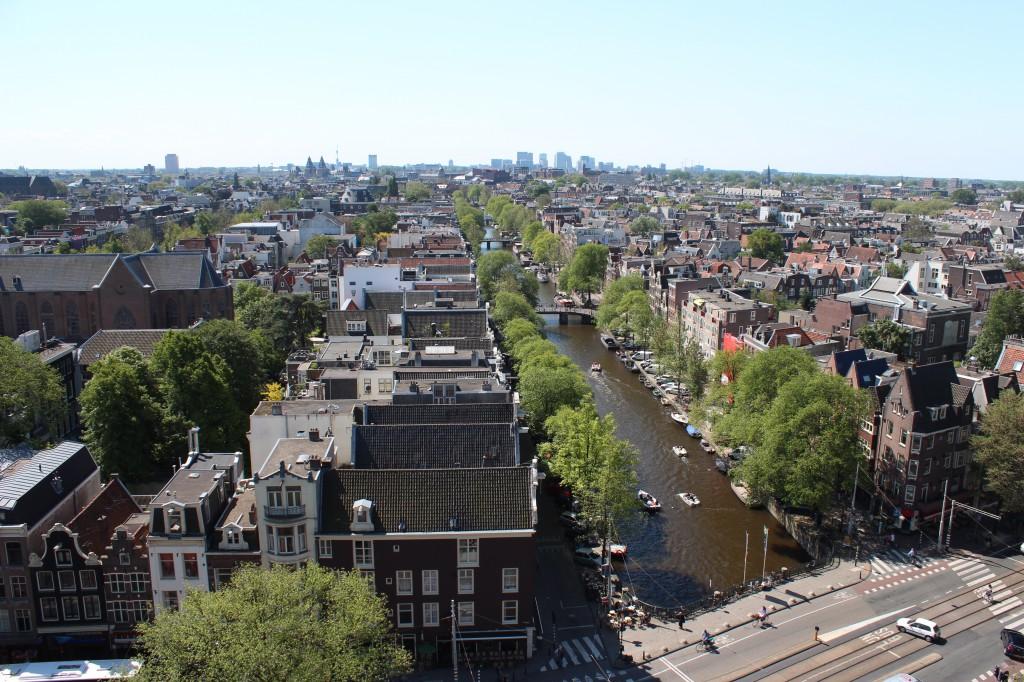 амстердам голландия фото