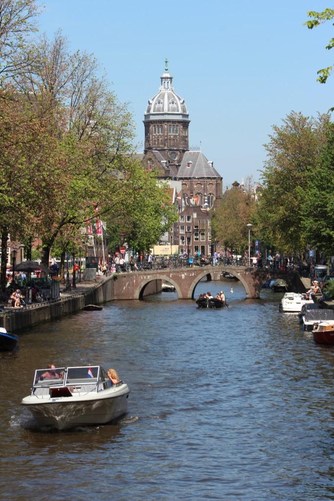 амстердам обзорная экскурсия