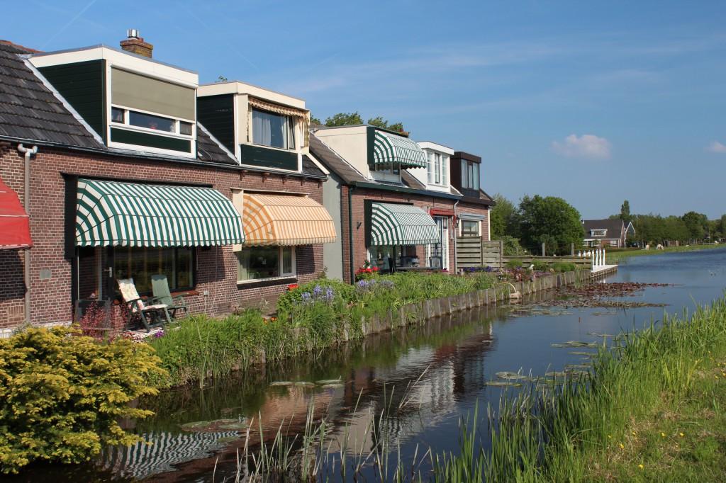 голландия дороги