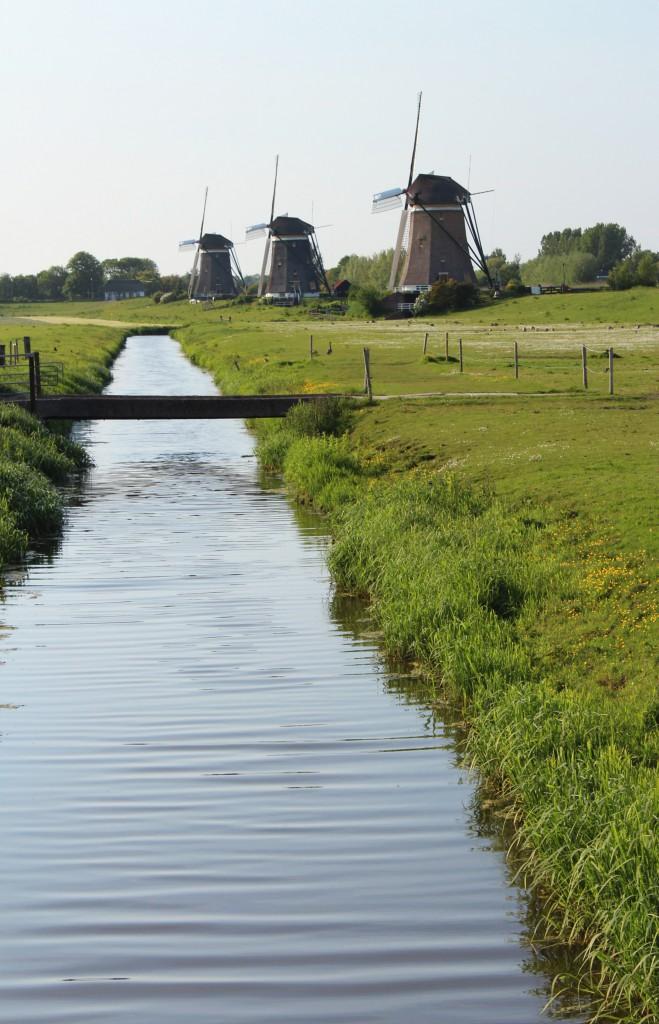 каналы нидерланды