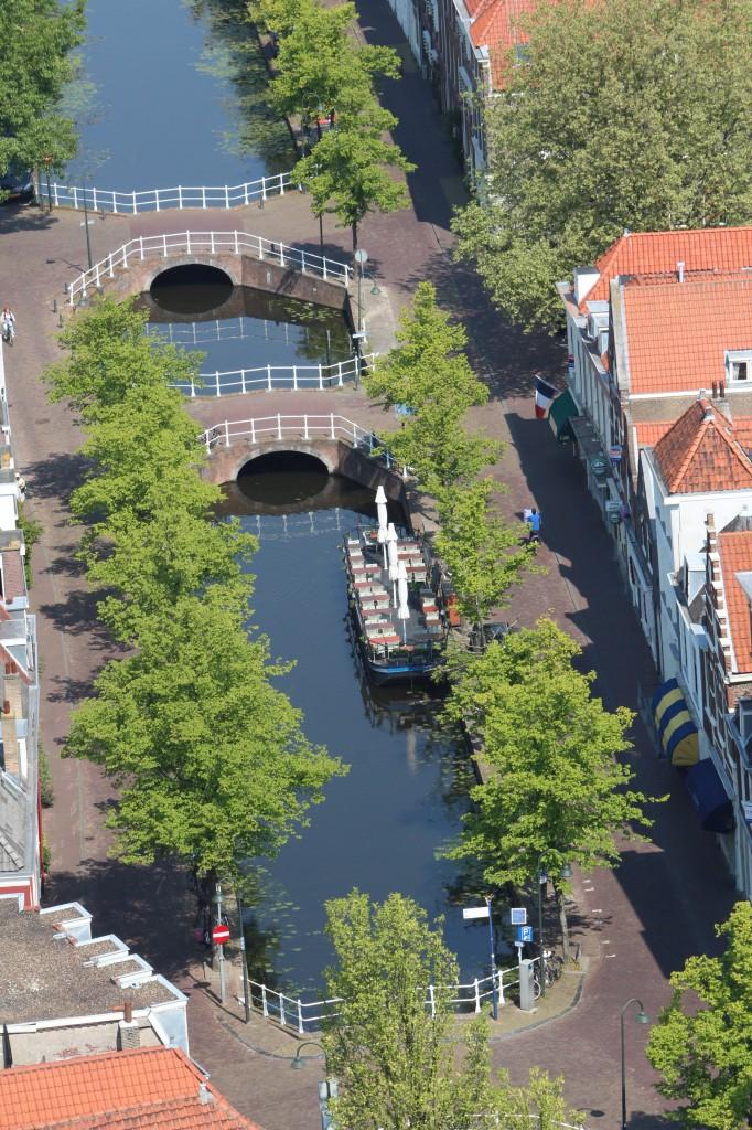 горбатый мост нидерланды