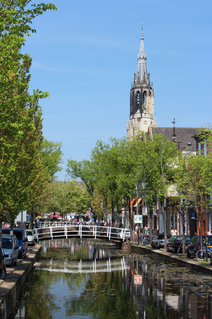 делфт нидерланды