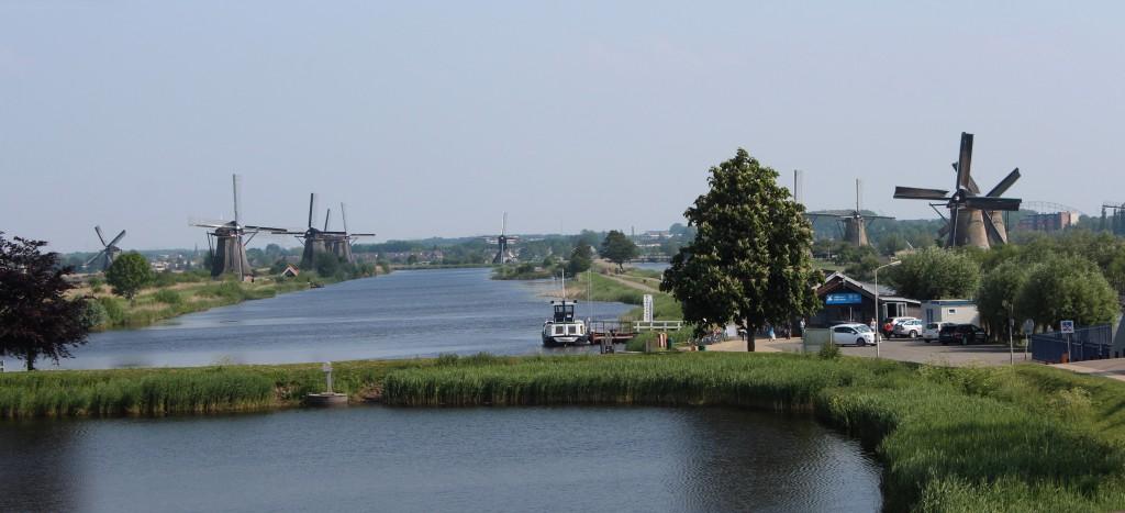 ветряные мельницы нидерланды