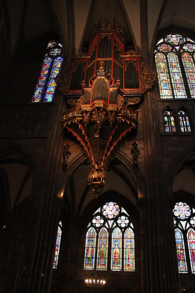 страсбург собор франция