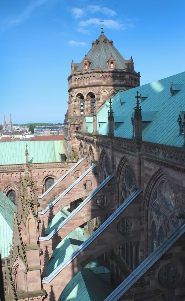 страсбургский собор франция