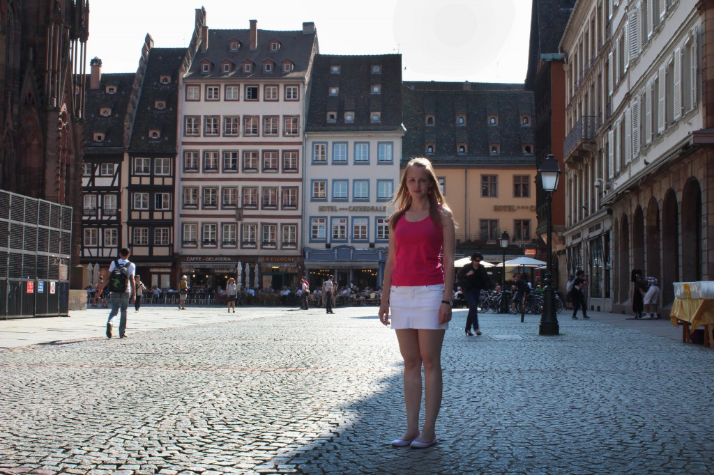 страсбург достопримечательности франция