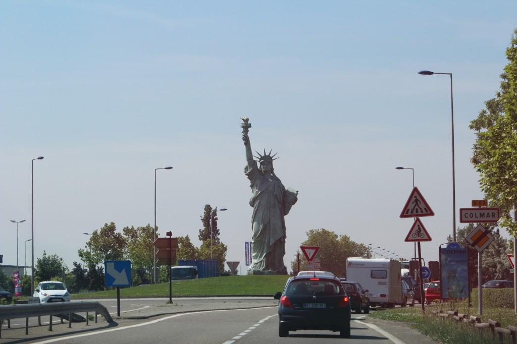 город кольмар эльзас франция