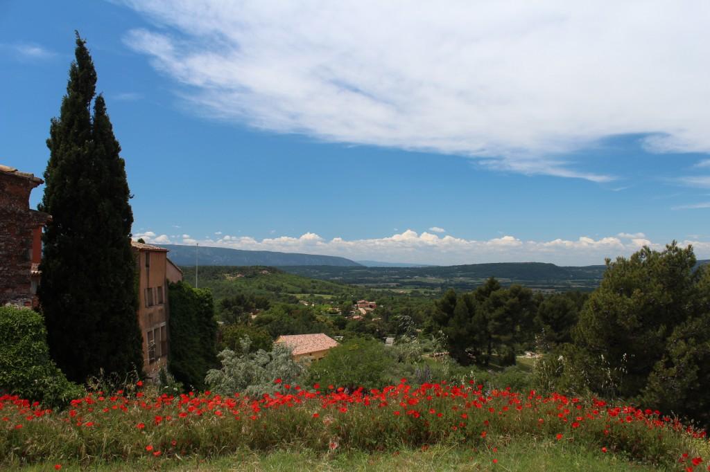 Руссийон Руссильон Roussillon Франция Прованс