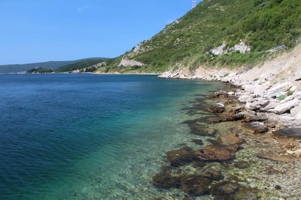 море в черногории в июне