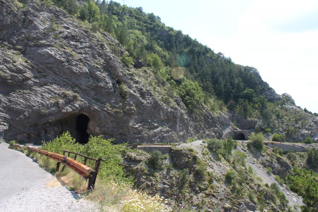 плохие дороги в черногории