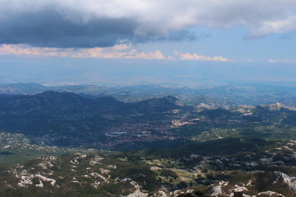 черногория горы в июне