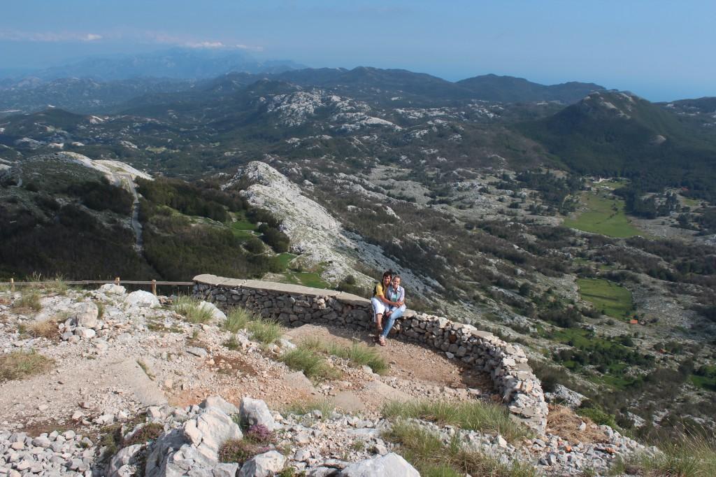 мавзолей негоша гора ловчен черногория