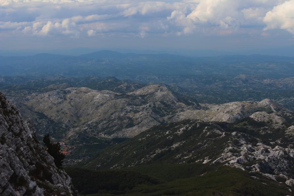 на машине в черногорию в июне