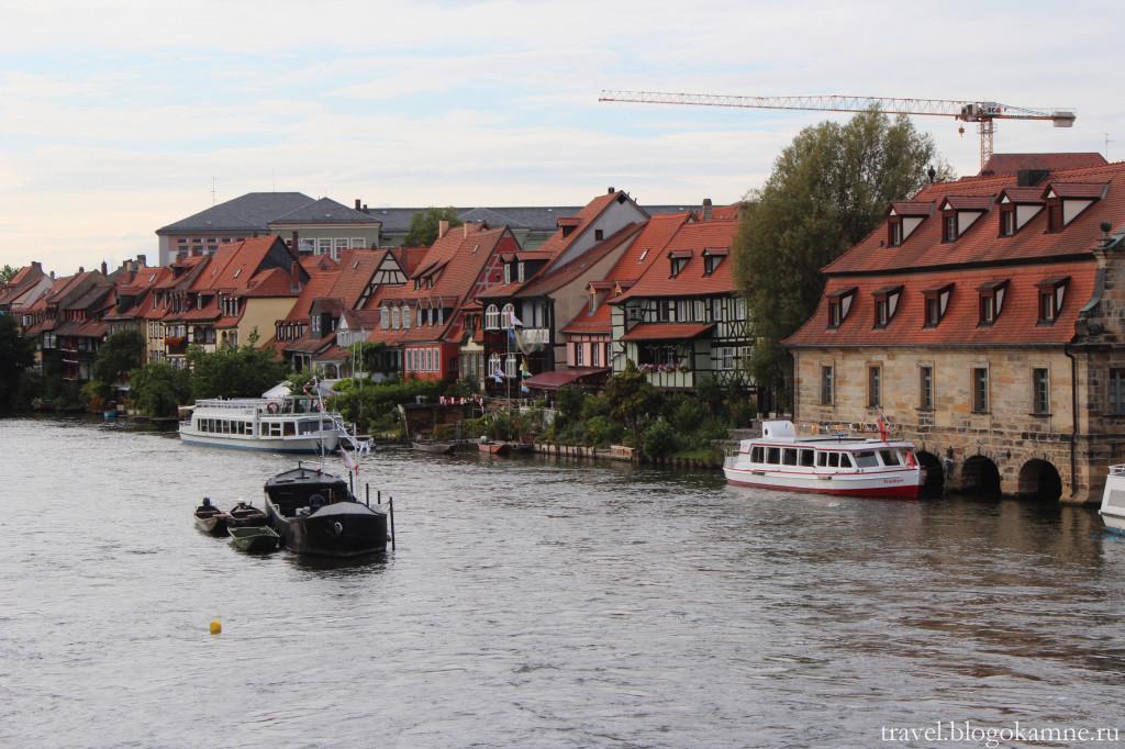 город бамберг германия