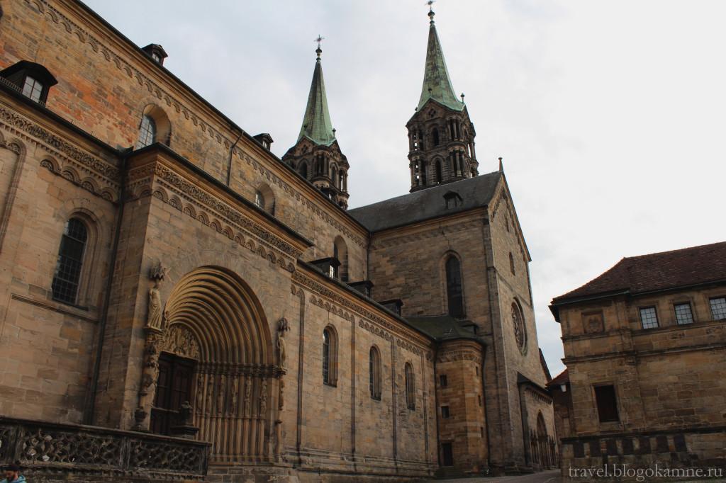 собор в бамберге