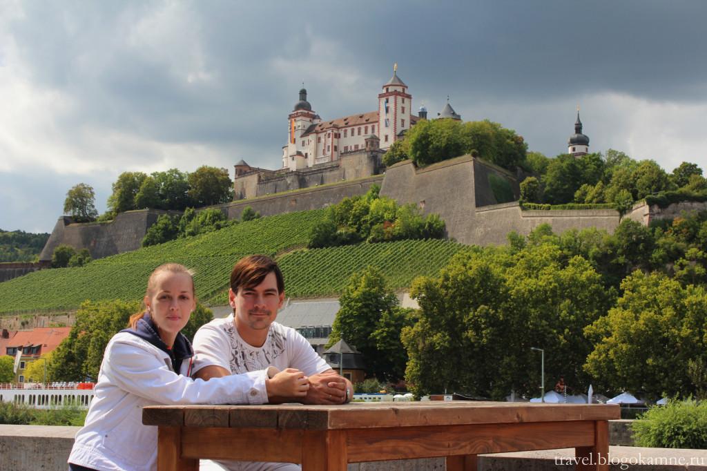вюрцбург замок