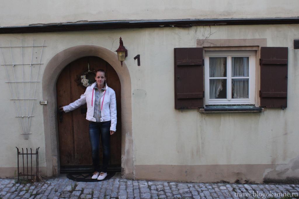 ротенбург на таубере фото достопримечательностей города