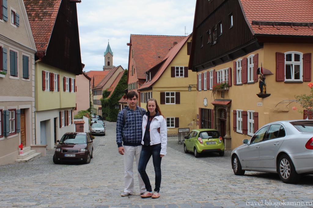 динкельсбюль фото города