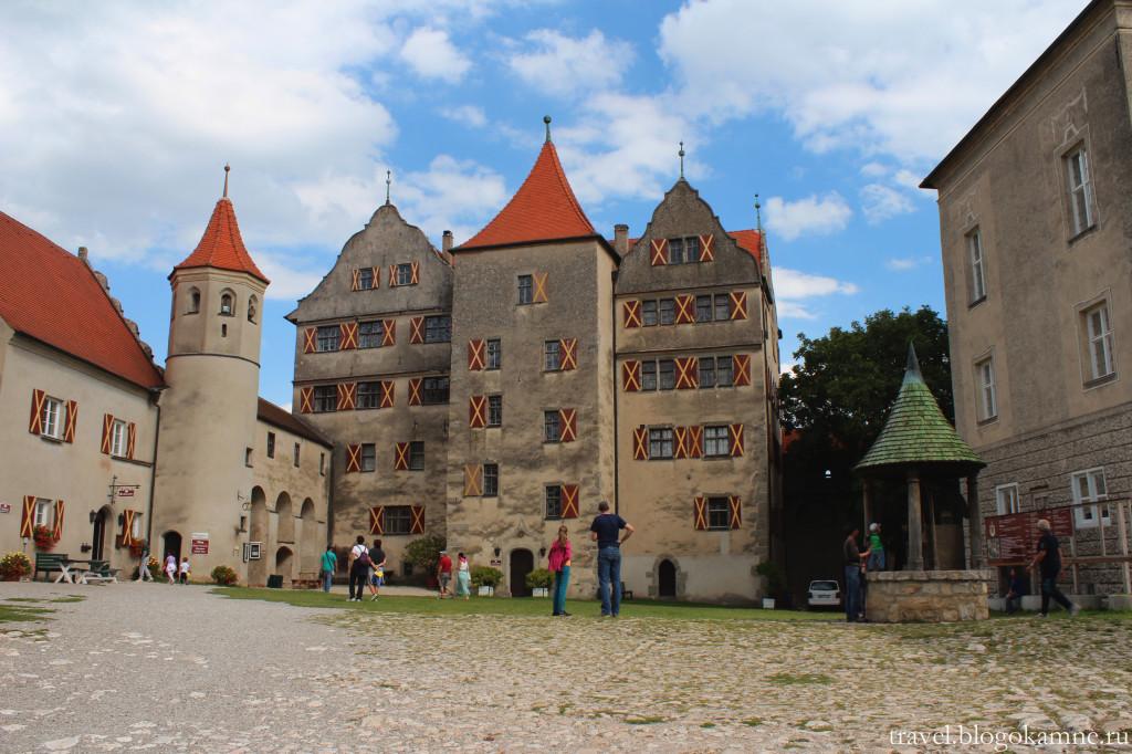 замок харбург