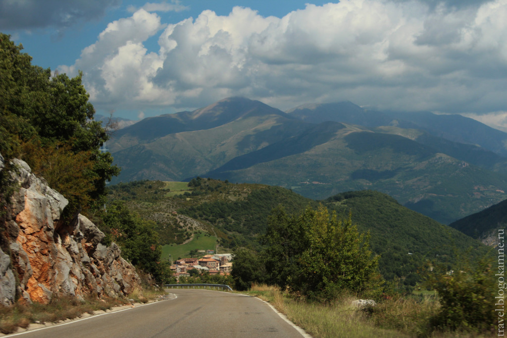 пиренеи горы