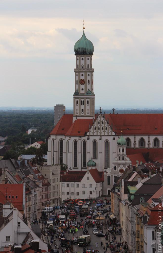 аугсбург германия