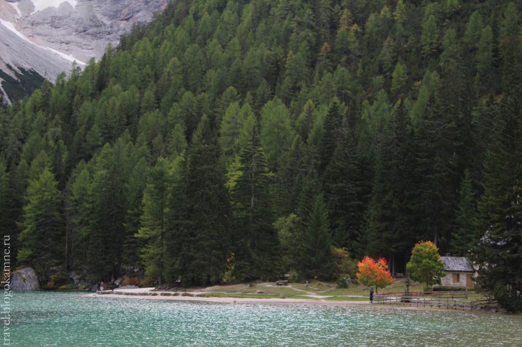 брайес озеро