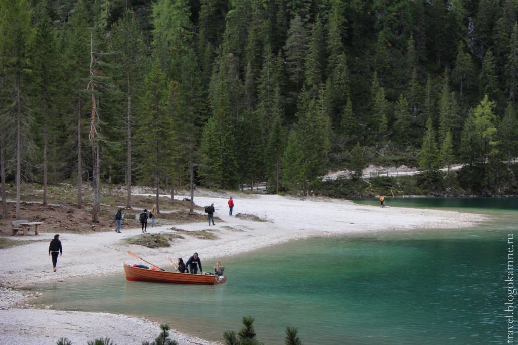озеро брайес фото