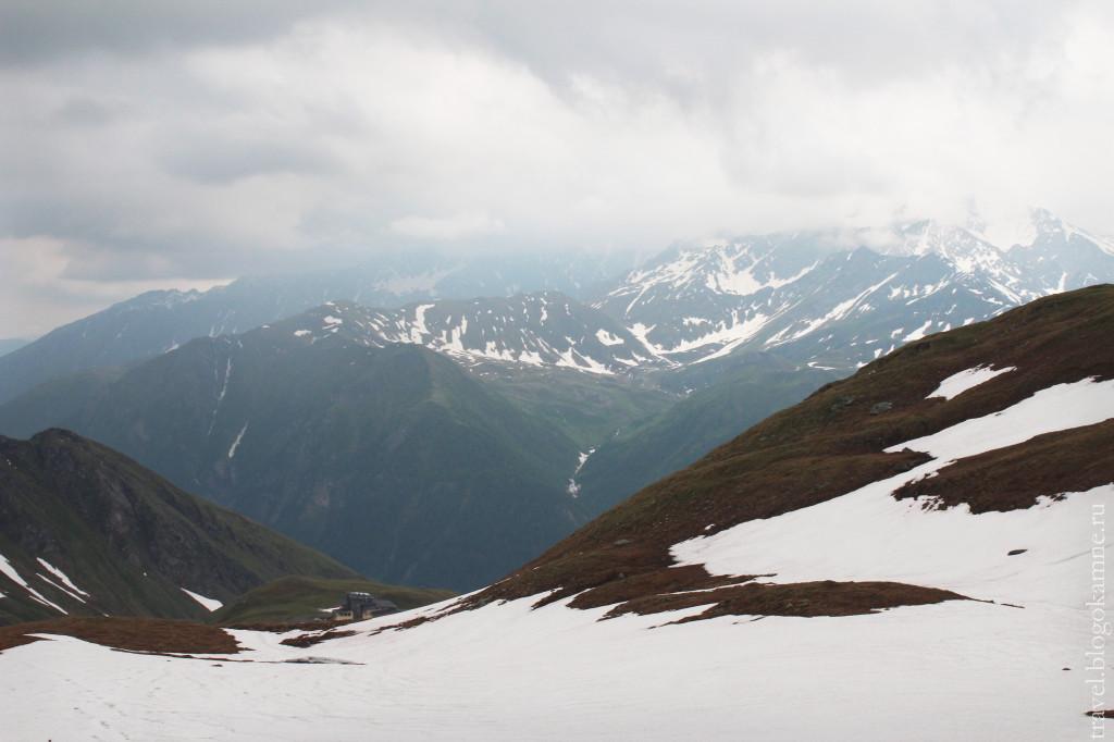 панорамная дорога австрия