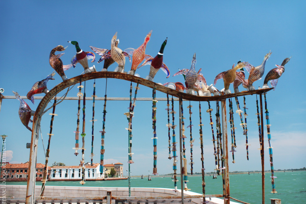 мурано венеция